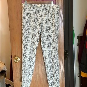 NWOT H&M Printed Ankle Pants